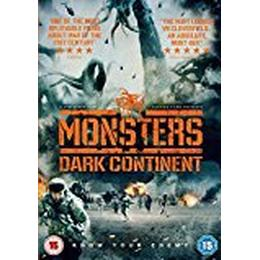 Monsters: Dark Continent [DVD] [2015]